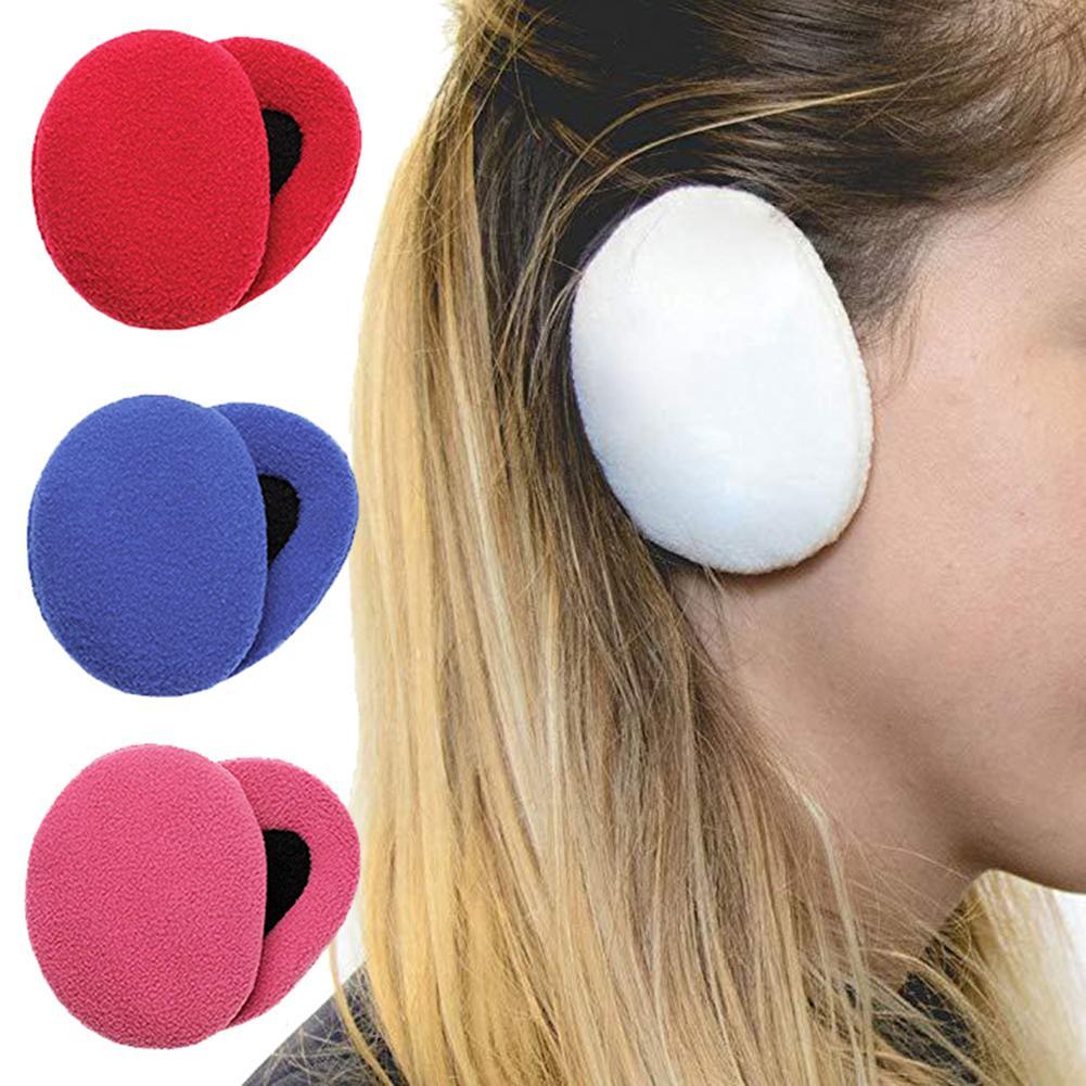 Winter Unisex Plush Warm Windproof Bandless Earmuffs Earflap Earcap Ear Warmer Winter Headphones Christmasgift наушники простые