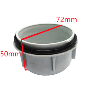 Image 4 - 1 pc for toyota Elfa Car lamp accessories LED bulb extension dust cover hid lamp access cover Headlamp cap Lamp waterproof plug