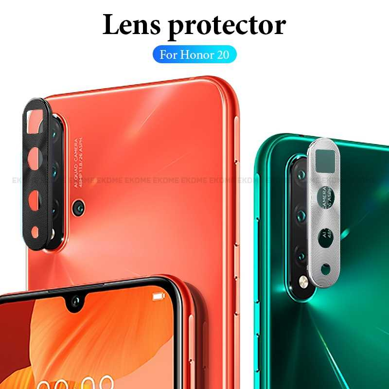 For Huawei Honor 20 Pro Camera Lens Protector Ring Plating Aluminum Camera Lens Protection Cover For Huawei Mate 20 Pro 20X