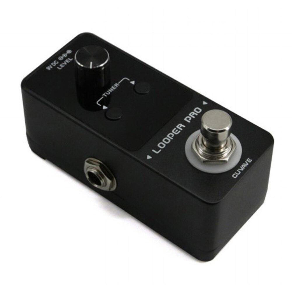 Interface USB de réglage à bloc unique contrôle de Volume convivial enregistrement de guitare monolithique effecteur Mini pédale affichage de mode - 6