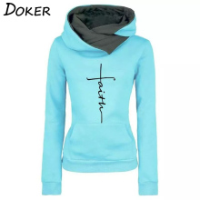 Autumn Winter Hoodies Sweatshirts Women