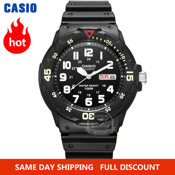 Casio watch diving men Set top Luxury Brand Waterproof Wrist Watch Sport Quartz military relogio masculino - discount item  48% OFF Men's Watches