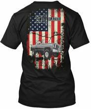 73 75 K5 bandera americana Blazer Gildan Tee T Shirt