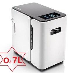 Yuwell generador de oxígeno para el hogar, concentrador de oxígeno para el cuidado de la salud, máquina de oxigenación, purificador de aire, ozonizadores de agua YU300S