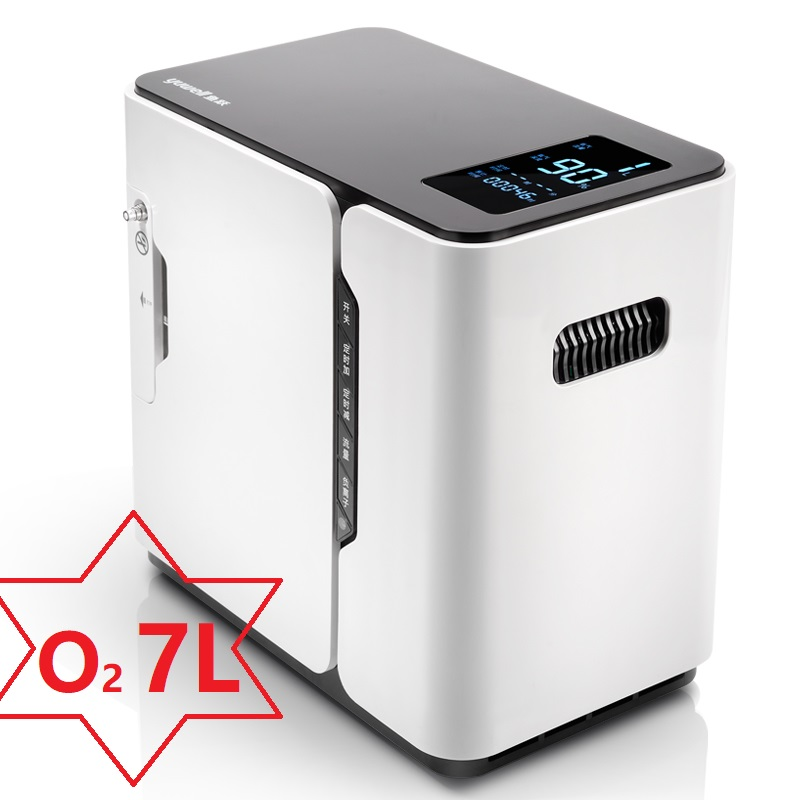 Yuwell Home Oxygen Generator Health Care Oxygen Concentrator Oxygenation Making Machine  Air Purifier Water Ozonizers YU300S