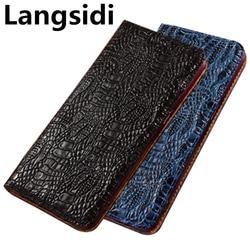 На Алиэкспресс купить чехол для смартфона luxury business style genuine leather magnetic flip case for oppo realme x50 pro 5g phone case for oppo realme x50 5g phone bag