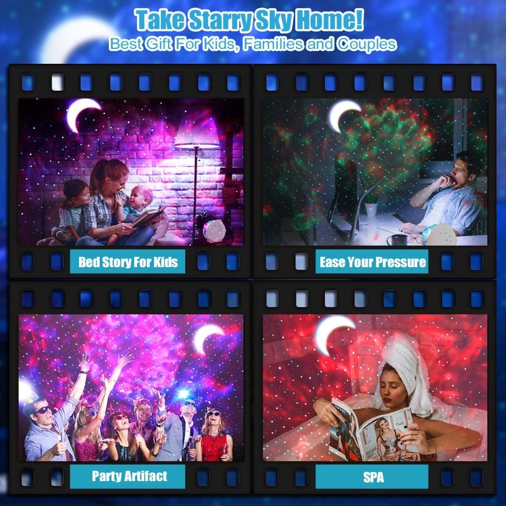 galaxy bluetooth projector