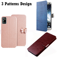 цены 3 Style Cover For Cubot P40 Case PU Leather Luxury Wallet Magnetic Fashion Capa Case For Cubot P 40 Phone Protector Cover Coques