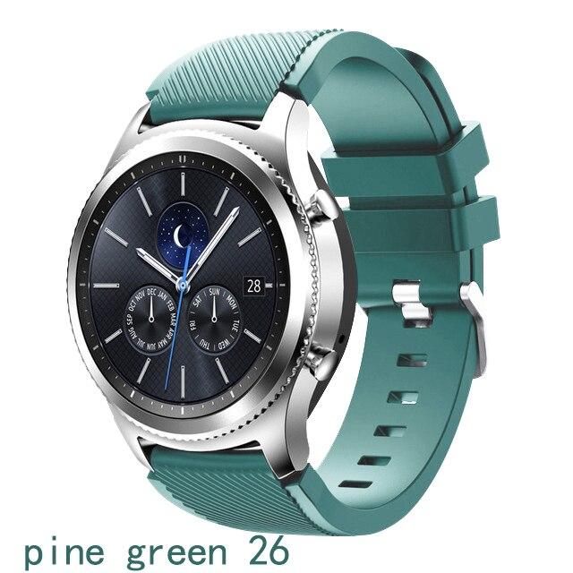 pine green 26