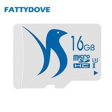 FATTYDOVE Micro SD 16GB 32GB 64GB Flash Memory Card 256GB 128GB U1 TF Card 4K Class 10 tarjeta Micro SD Card U3 UHS-I microsd