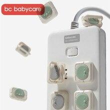 BC Babycare 24 sztuk dziecko bezpieczeństwa obróć podwójny mechanizm blokady pokrywa 2/3 otwór gniazda elektryczne zagęścić dzieci Protector czepki ochronne