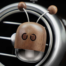 Cute Bee Car Air Freshener Car Air Aromatherapy Vent Outlet Fragrance Clip Long-lasting Freshener Condition Diffuser Ornament