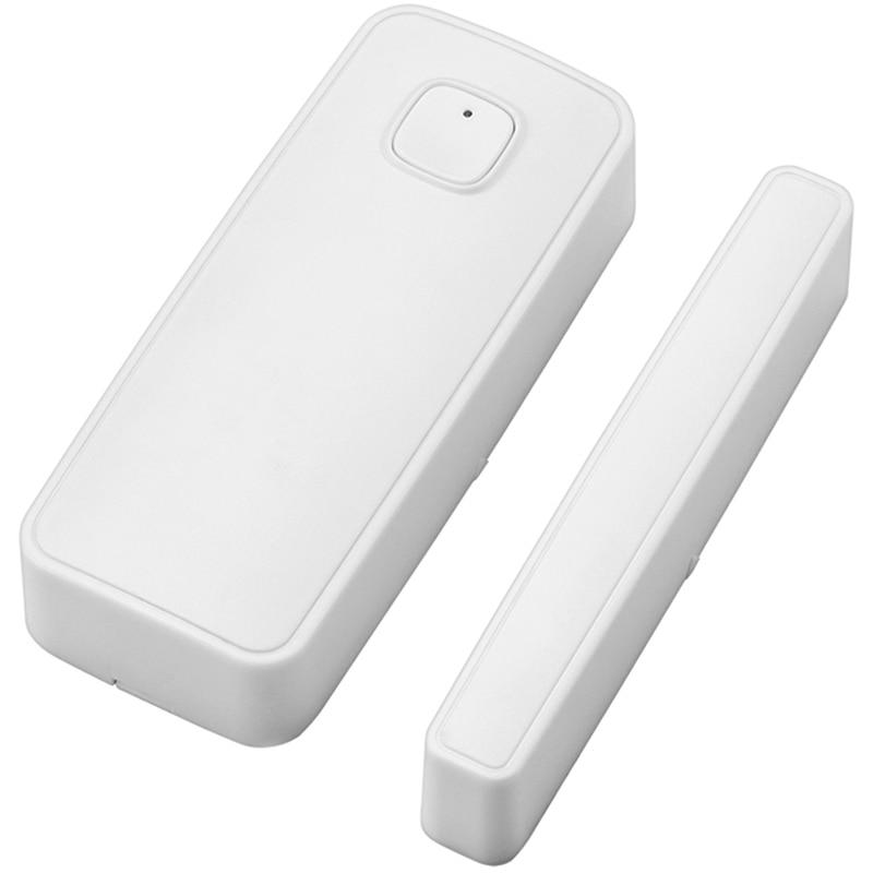 Home Security Wireless Wifi Smart Life Alert Door Window Alarm Sensor Detector Amazon Alexa Compatible App Control