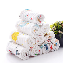 Baby Face Towel 100% Cotton 6 Layers