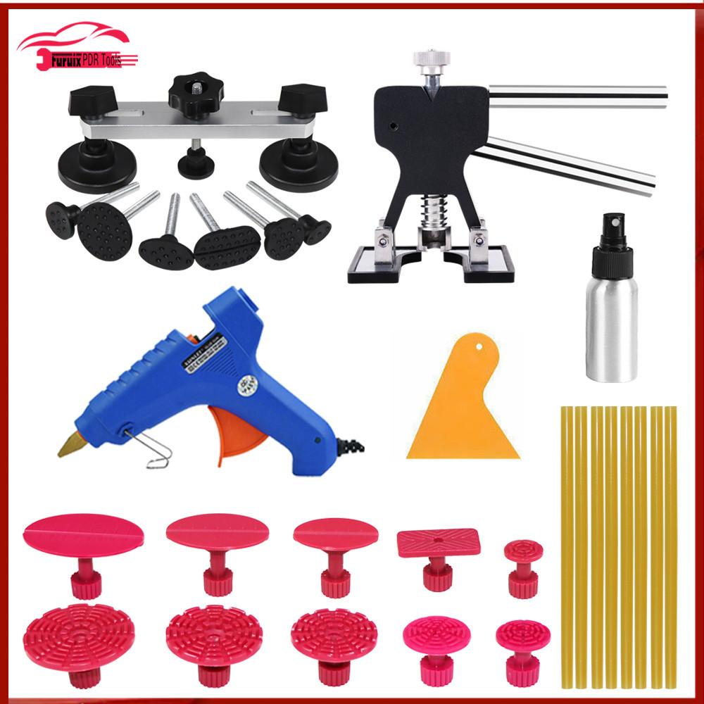 PDR Car Body Dent Repair Tools Paintless Dent Repair Kits for Auto Dent Remover Hand Tools Set