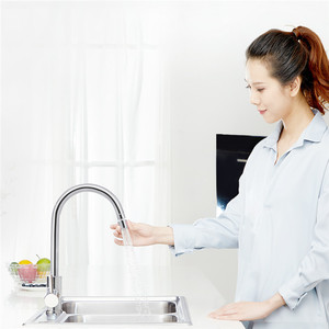 Image 3 - Youpin DABAI Water Saving Faucet Aerators Water Tap Nozzle Filter splash proof Faucets bubbler for Kitchen Bathroom 2 Modes