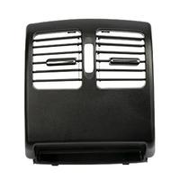 Console central traseiro do carro a/c saída de ventilação ar grille capa para mercedes benz classe c w204 acessórios automóveis