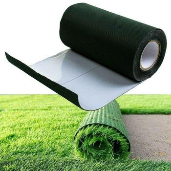 Garden Self Adhesive Joining Green Tape Synthetic Lawn Grass Artificial Turf Seaming Decoration Grass Jointing сноуборд terror snow grass green
