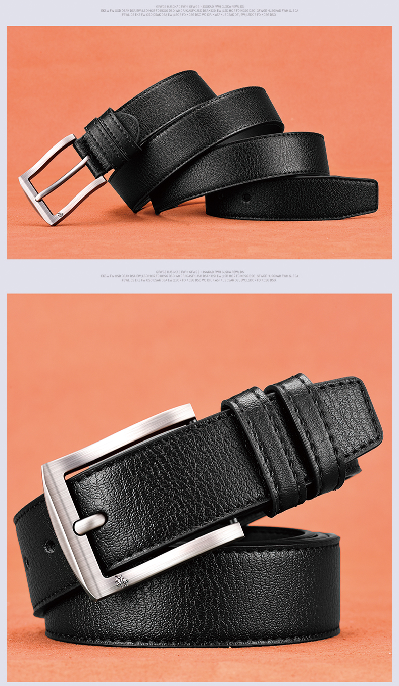 H12eafdfb2d4741b49931d7ac08f9add9n - NO.ONEPAUL cow genuine leather luxury strap male belts for men new fashion classice vintage pin buckle men belt High Quality