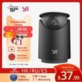 YI Dome U Pro камера безопасности 2K домашняя камера панорамирование и наклон с Wifi 360 ° Авто Круизная домашняя IP камера человеческая и ПЭТ Голосова...