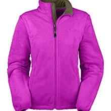 Женская супер мягкая двухсторонняя флисовая Уличная Повседневная Ветроустойчивая теплая Повседневная куртка-дождевик с подкладкой