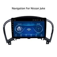 Ectwodvd 9inch Andriod 8.1 Car GPS Navigation For Nissan Juke 2004 2005 2006 2007 2008 2009 2010 2011 2012 2013 2014 2015 2016
