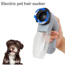 Электрический массажный очиститель для кошек и собак, пластиковая расческа для волос домашних животных, портативная щетка для удаления волос, товары для ухода за домашними животными