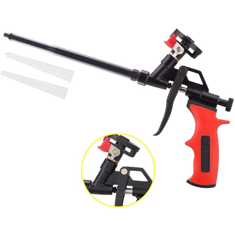 Pu Expanding Foaming Sprayer Upgrade PU Expanding Caulking Gun Professional Heavy Duty Tool for Filling Sealing Home Office