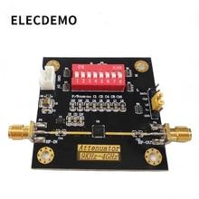 Цифровой радиочастотный аттенюатор PE43702, полоса пропускания 9K ~ 4 ГГц, пошаговая точность 0,25 дБ, Максимальное усиление 31,75 дБ