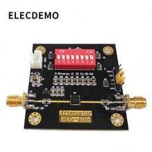 PE43702 modulo digitale attenuatore RF modulo di banda 9K ~ 4GHz 0.25dB passo precisione guadagno massimo 31.75dB