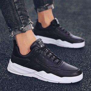Image 4 - Gündelik erkek ayakkabısı klasik erkek koşu ayakkabıları moda spor ayakkabı artan büyük boy erkek ayakkabıları rahat nefes