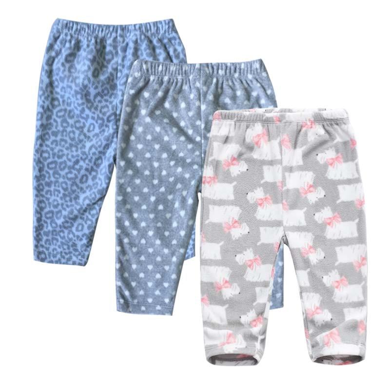 Baby Trousers Babe-Pants Fashion Cartoon Animal 6-24M Wear Model Kid