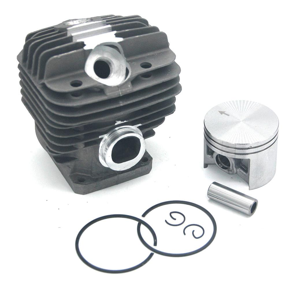 Big Bore 52mm Nikasil Cylinder Piston Kit With 12mm Pin For Stihl 044 044C 044W 044R MS440 MS440C MS440D MS440N MS440R MS440V