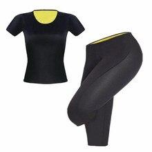 נשים חדש תרמית תחתוני סטי ילדה תחתונים ארוכי בגדי Neoprene מכנסיים זיעה מהיר ייבוש תחתונים תרמו