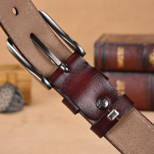 Elegant Genuine Leather Women's Belts
