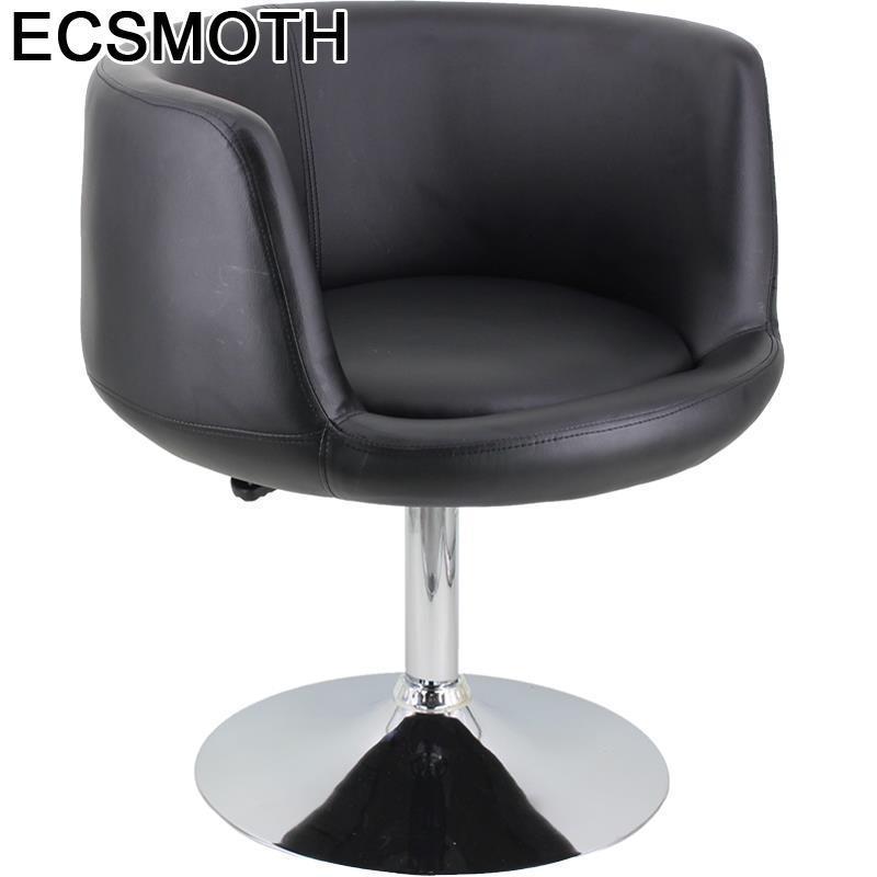 Sedia Furniture Hair De Barbeiro Kappersstoelen Makeup Sessel Silla Barbero Barbearia Cadeira Salon Barbershop Barber Chair