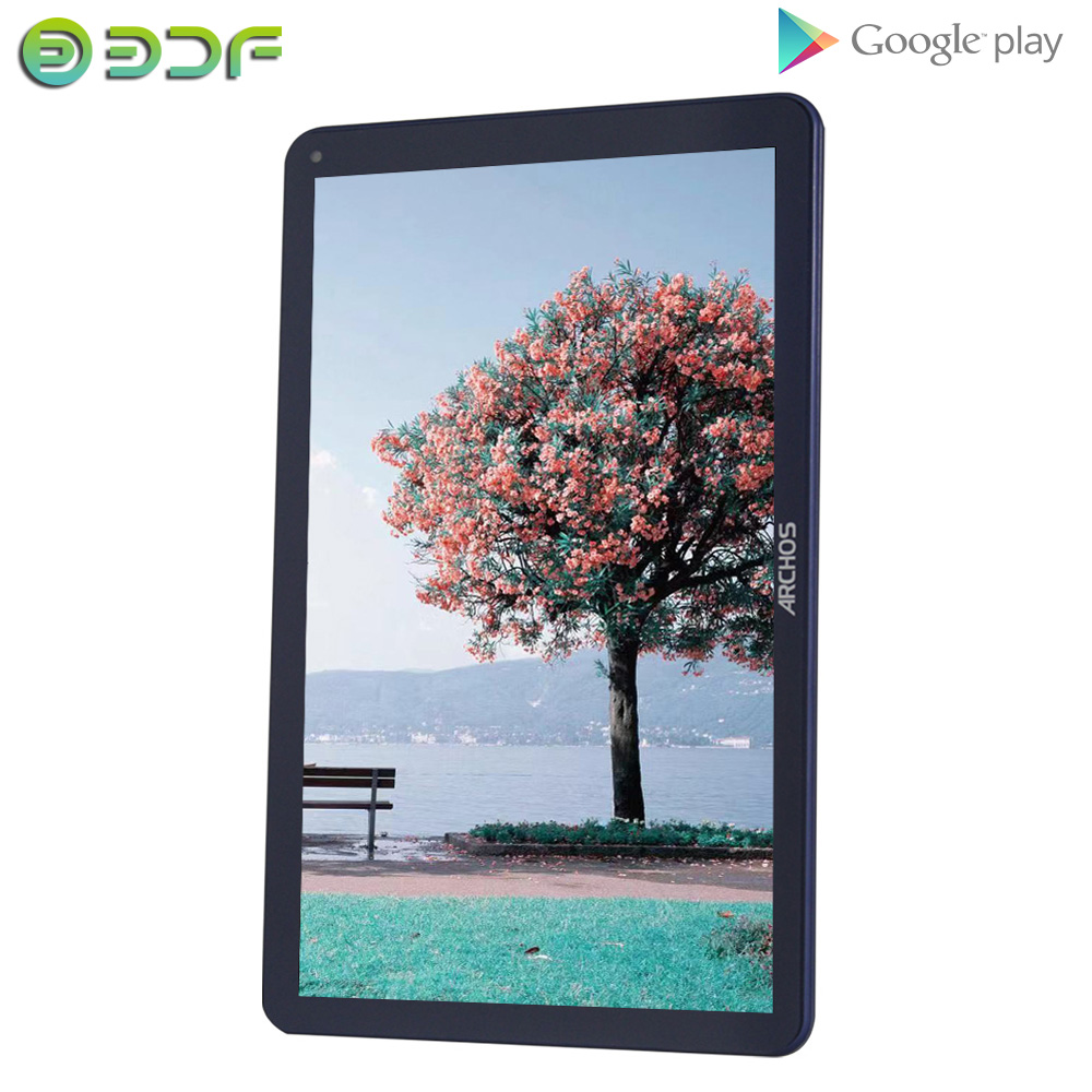2019 BDF 10 Inch Tablet Android 5.1 1GB+16GB Cell Mobile Phone Call SIM Card Tablet Pc Bluetooth WiFi 3G Network Mini Pc Pad Tab