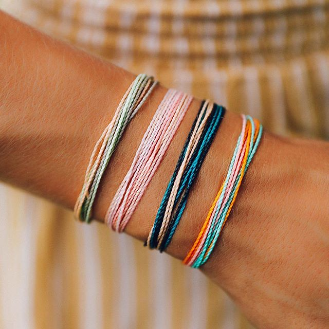 Waterproof Wax String Friendship Bracelet Jewelry