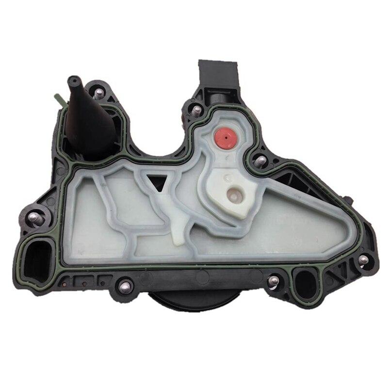 Car PCV Valve Engine Crankcase Vent Valve Oil Water Separator For VW Audi 1.8T 2.0T 06K103495
