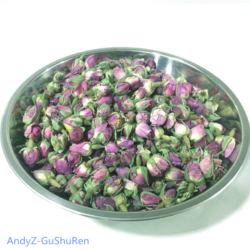 2020 6A Chinese Rose Flower Tea Fresh Natural Organic Rose Tea Green Food For Beauty Lose Weight Health Care Kung Fu Tea 1