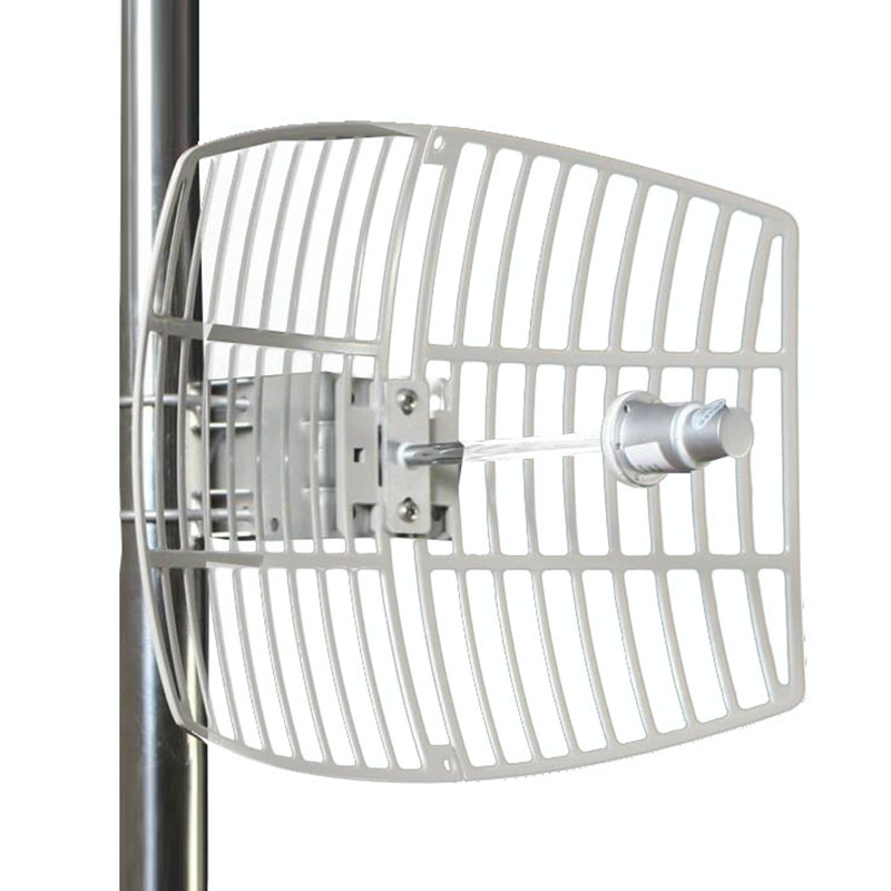 5ghz Directional Parabolic Grid Antenna For 802.11a/b/g/n/ac Audio Video Av Link Wireless Receiver FPV RC Airplane