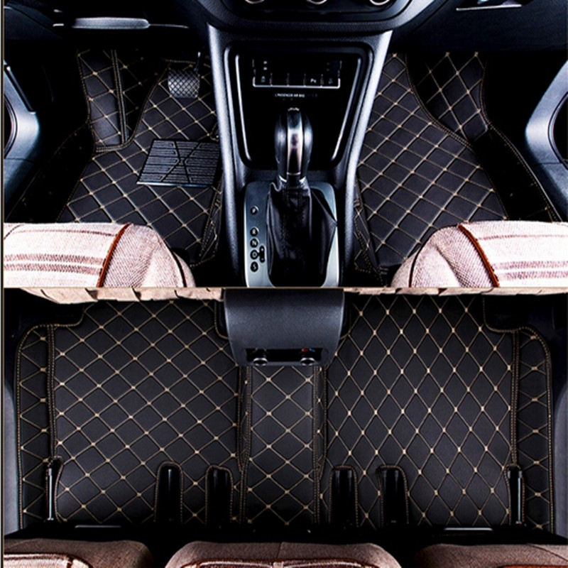 Good quality mats! Custom special car floor mats for Mercedes Benz <font><b>B</b></font> <font><b>180</b></font> 200 W247 2020 waterproof durable carpets ,Free shipping image