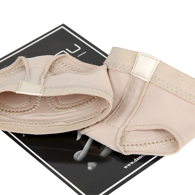 Dance Excellent Network Two-Hole Shoes Cover More Large Size Modern Front More Large Size Belly Dance Shoes Gymnastic Dance Shoe