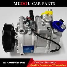 NEW 7E0820803 7E0820803F 4471501522 4471502613 4471502936 Auto Air AC Compressor For Volkswagen Transporter T5 Multivan Amarok