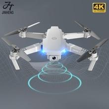 Rc-Drone Quadcopter Camera JINHENG Mini E68 Hold-Mode Wifi Fpv-Height Foldable 1080P