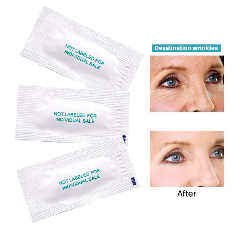 10PCS Anti-Aging Eye Cream Serum For All Skin Types Skin Care Products Moisturizing Youthful Anti-Wrinkle Eye Cream