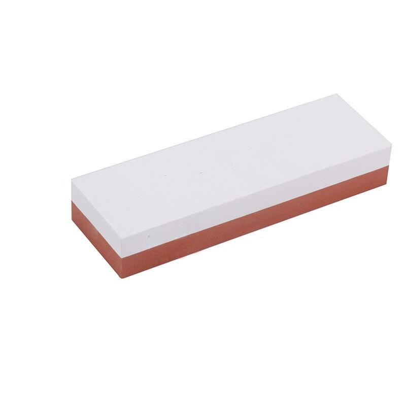 New White Corundum Shaver Knife Sharpener Bar Natural Stone Sharpening Tool Barber Straight Razor Grinding Oil Stone Whetstone