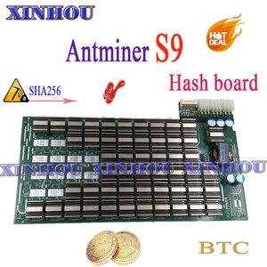 Image 1 - Expédier en 24 heures BTC BCH ASIC mineur Bitmain ANTMINER S9 panneau de hachage remplacer la partie cassée de SHA256 mineur Antminer S9