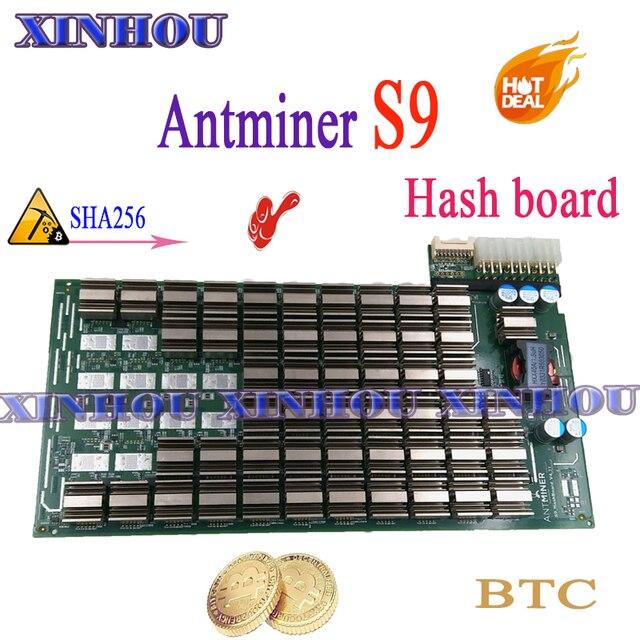 Statek w ciągu 24 godzin BTC BCH ASIC górnik Bitmain ANTMINER S9 Hash pokładzie wymienić uszkodzoną część SHA256 górnik Antminer S9