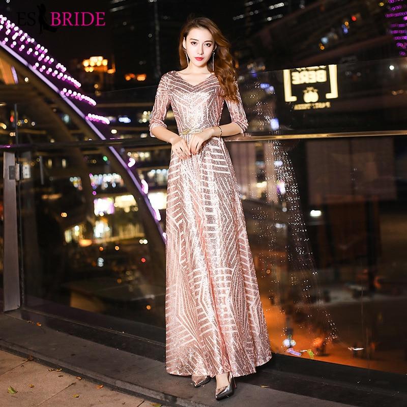 Sexy Gold Satin Evening Dress ES30357 Sexy V-neck Knee Length White Evening Dresses Plus Size Party Dress